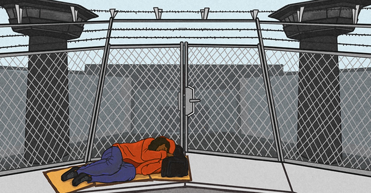 Nowhere to Go: Homelessness among formerly incarcerated