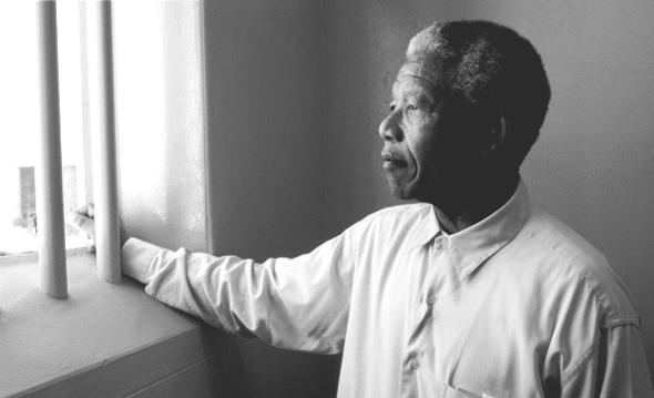 Honoring Nelson Mandela | Prison Policy Initiative