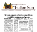 Fulton Sun article