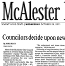 McAlester News-Capitol