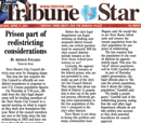 Tribune Star article
