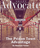 Advocate newspaper cover
