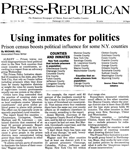 Press Republican article thumbnail