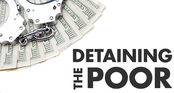 Detaining the Poor: How money bail perpetuates an endless cycle of