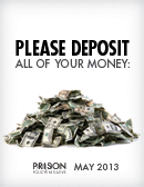 report thumbnail for 	Please Deposit All of Your Money