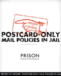 report thumbnail for jail postcard report
