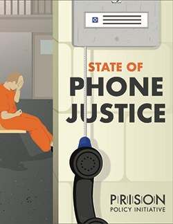 report thumbnail for State of Phone Justice report